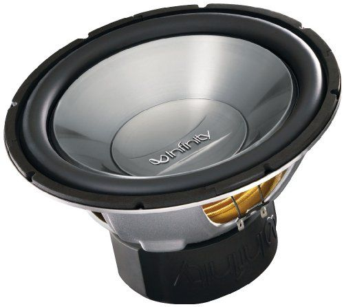 Infinity Reference 1262w 12-Inch 1200-Watt High-Performance Subwoofer (Dual Voice Coil)  http://www.productsforautomotive.com/infinity-reference-1262w-12-inch-1200-watt-high-performance-subwoofer-dual-voice-coil-2/