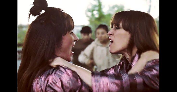 Watch Feist Rumble 'West Side Story'-Style in Intense 'Century' Video #headphones #music #headphones