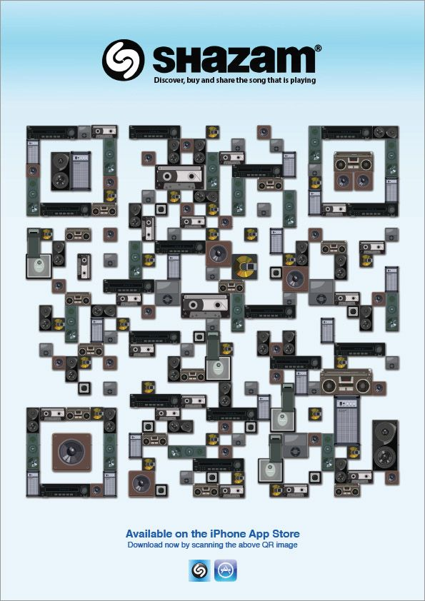 have qr codes gone too far?