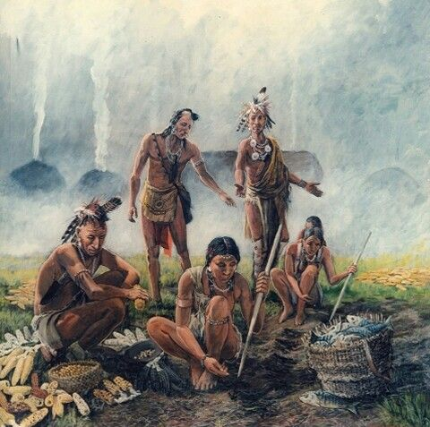 Corn and the native americans a