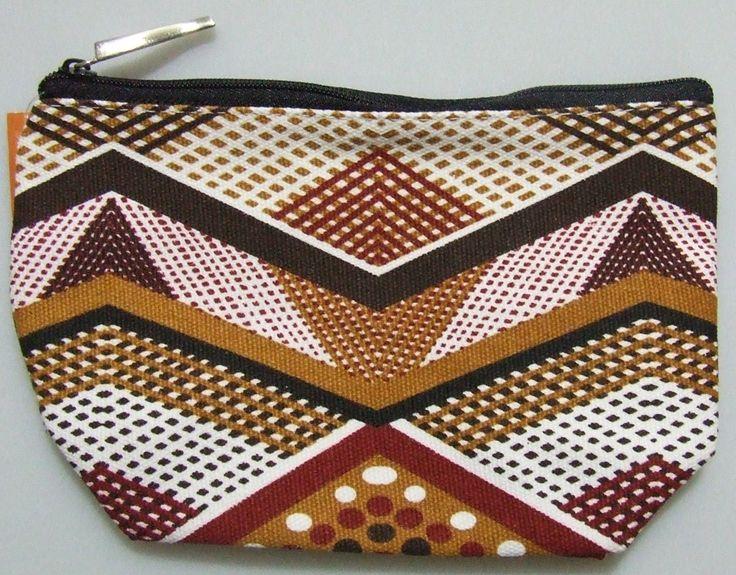 Jijaka 1Z Cosmetic Bag Code: JI-COS-10 Price: $10.00 or 2 for $18.00
