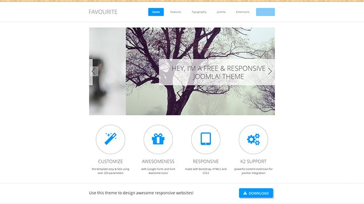 We present the list of: 10 best #free #Joomla #business templates. Do not miss it - choose the best #theme for you.