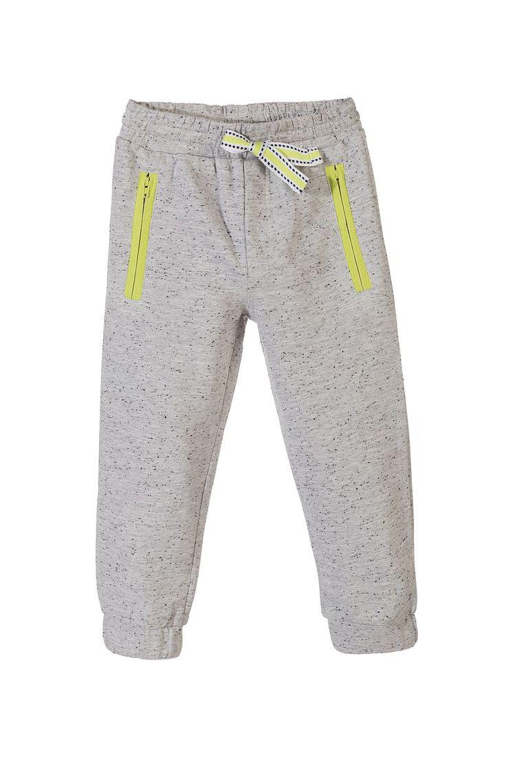 Spodnie dresowe chłopięce 1M3026