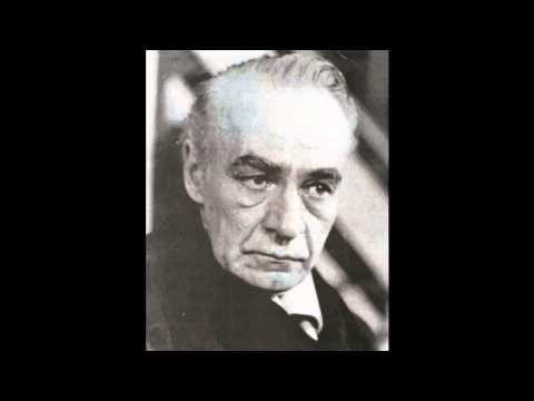 """Mai am un singur dor"" de Mihai Eminescu (recita Emil Botta)"