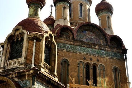Biserica Rusa - Saint Nicholas Church - Bucharest