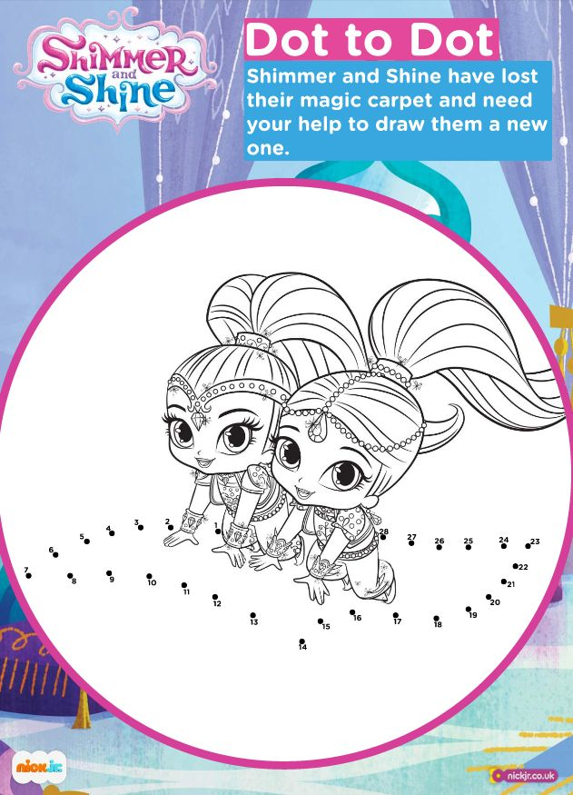 Pin by Crafty Annabelle on Shimmer & Shine Printables in 2018 ...