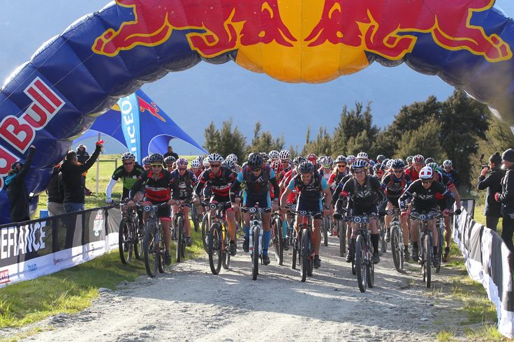 Local & international competitors are welcomed to day one of the first-ever Red Bull Defiance