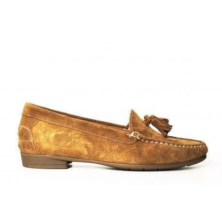 Mocassin ara tout cuir a découvrir www.cardel-chaussures.com