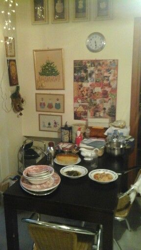 Η κουζίνα μου σήμερα έχει την τιμητική της!
