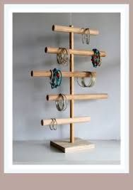 Image result for bamboo racks displays