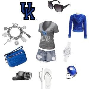 UKClothes, Uk Wildcats, Summer Wardrobe