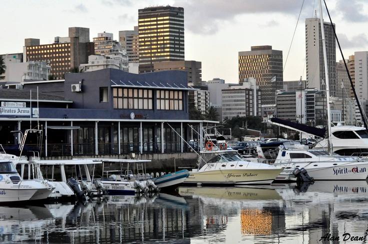 Wilson's Wharf, Esplanade  Durban. Restuarants, boat tours and shopping