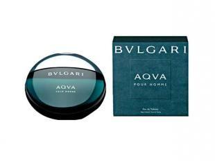 Bvlgari Aqva Pour Homme - Perfume Masculino Eau de Toilette 50 ml