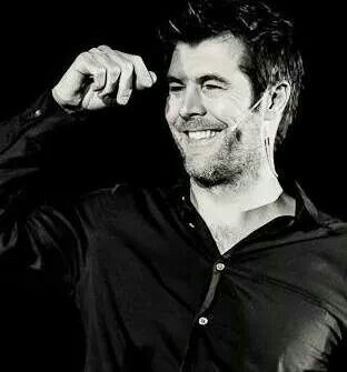 The lush Rhod Gilbert.Hello, handsome