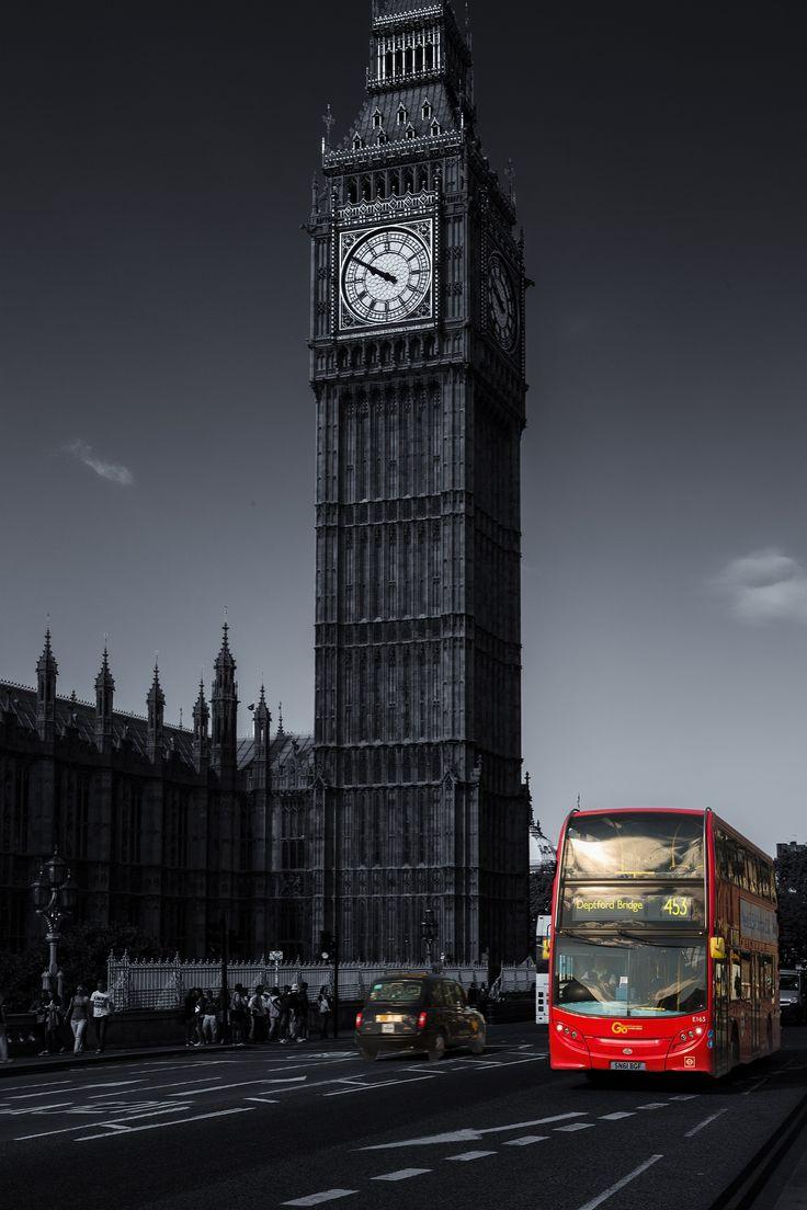 Big Ben by Vener Cabrera on 500px