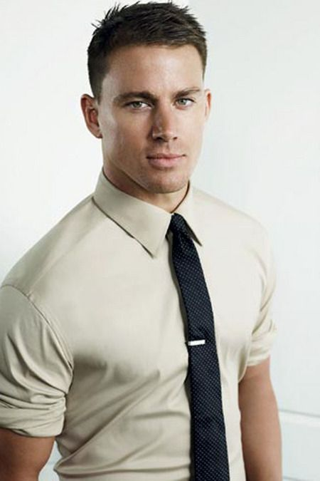 I suddenly realize that I should have simply named this board #channingtatum
