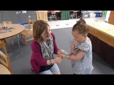 Using an Aided Language Support During Direct Instruction - YouTube