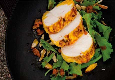 La Cucina Italiana - Zafferano: Petto di pollo marinato