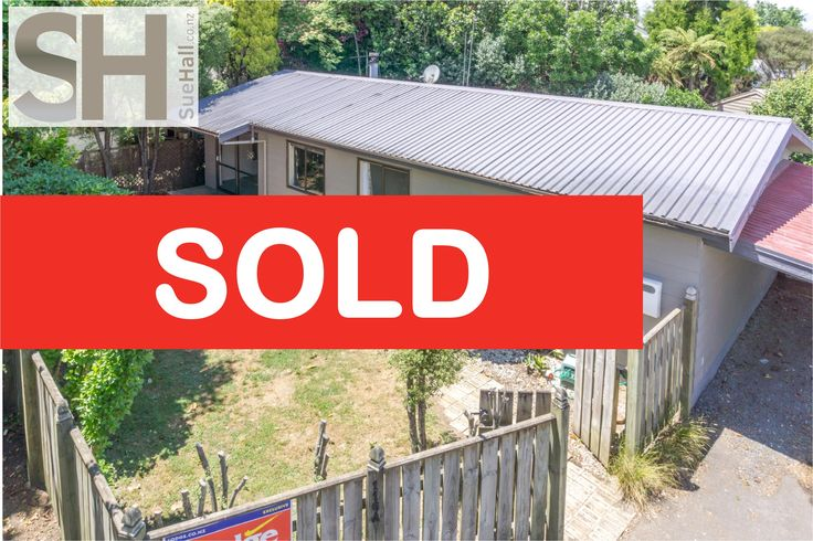 Congratulations to my sellers and my buyers ... 116A MacFarlane Street is SOLD!!!