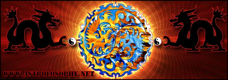 Dragon Crest Yin Yang The Twin Flame Dragons Water And