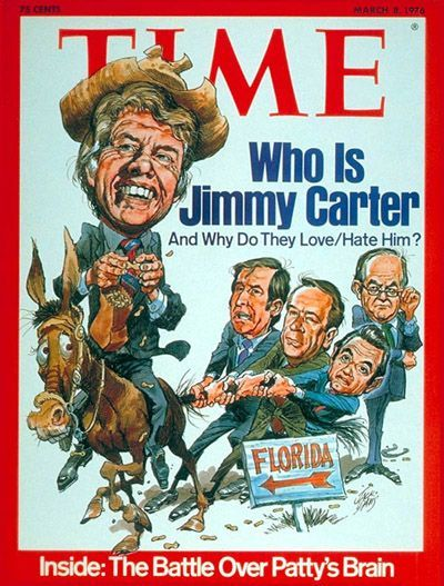 TIME Cover: Jimmy Carter