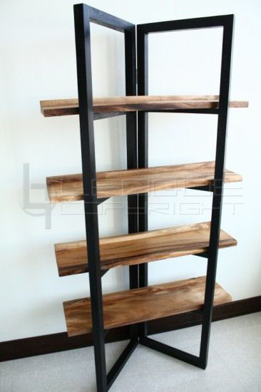 "folding craft display  | EMIE"" 2-color 4-layer folding shelves, space divider"