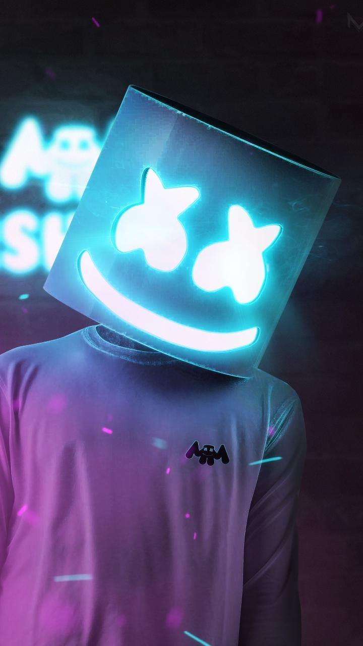 f271e6e20a3b Download Marshmello Wallpaper by MaykonWalls - 9f - Free on ZEDGE™ now.  Browse millions