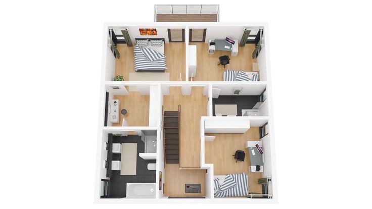 die besten 25 streif haus ideen auf pinterest haus architektur fertigh user und fassadenbau. Black Bedroom Furniture Sets. Home Design Ideas
