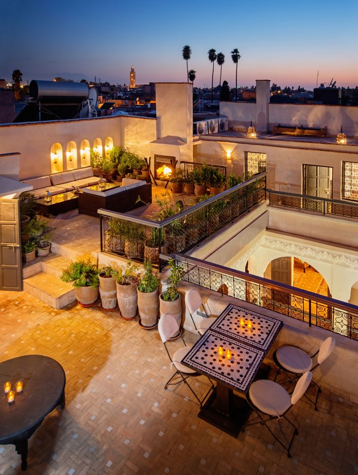 Riad Star - Marrakech, Morocco The former... | Luxury Accommodations