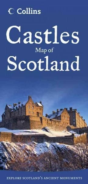 Featuring over 700 castles and fortified houses, this pictorial map comes…