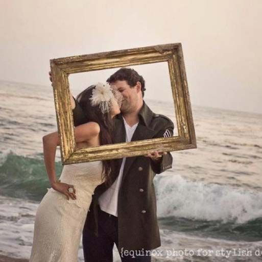 You Don T Have To Someone Else Hold The Photo Frame