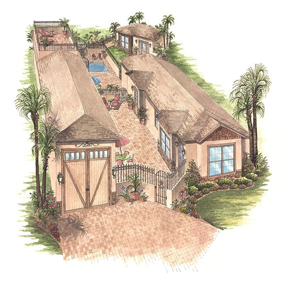 Village Kitchen Farmingdale: 66 Best RV House With Garage Images On Pinterest