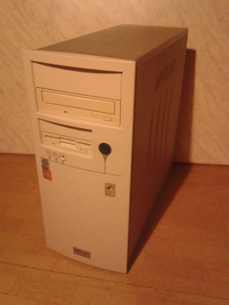 Inspirational Desktop PC AMD Sempron GHz MB