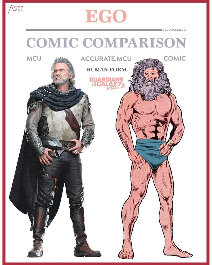 """7,199 Likes, 93 Comments - • Accurate.MCU • mcu fanpage (@accurate.mcu) on Instagram: """"• EGO - COMIC COMPARISON • I know I know, Ego the living planet and Ego prime are 2 different…"""""""