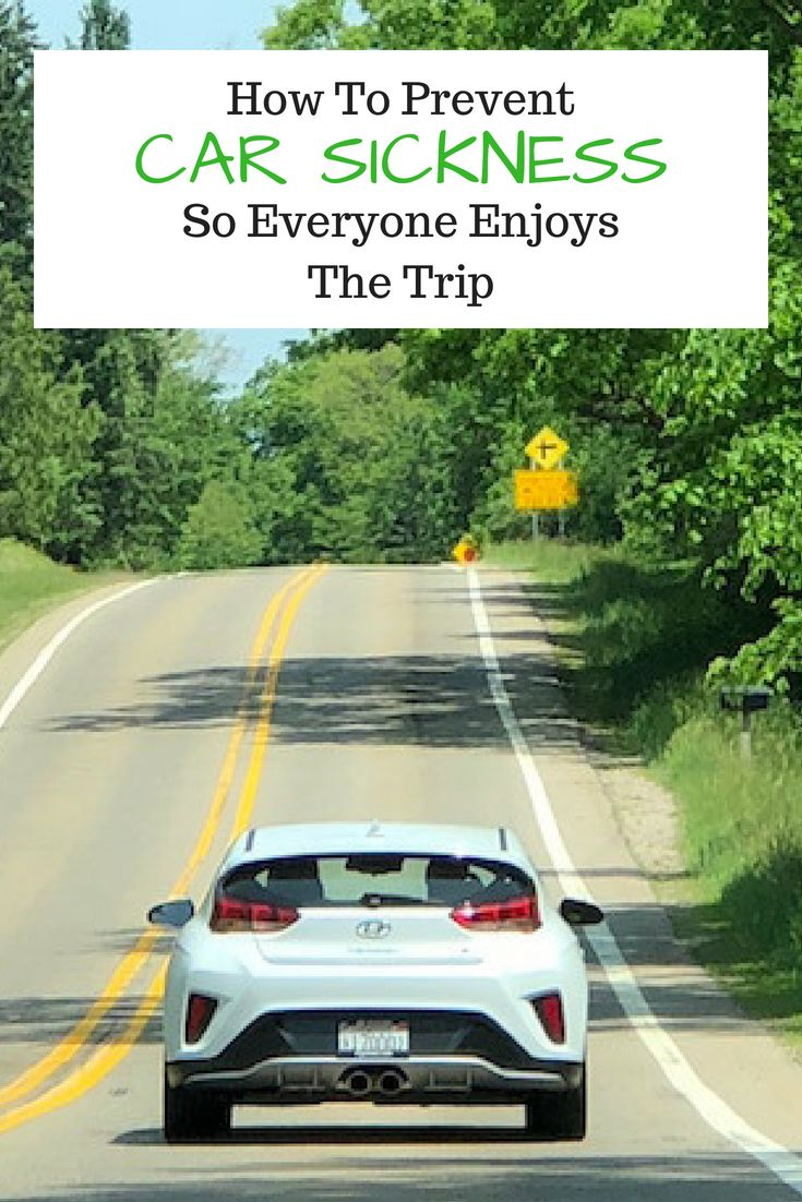 How To Avoid Car Sickness A Girls Guide To Cars Car Sick Car Trip