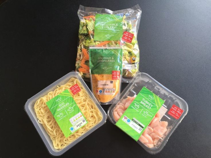 Quick and Healthy Dinner Idea : Stir Fry Meal Deal featured on www.sugardustandstarlight.co.uk