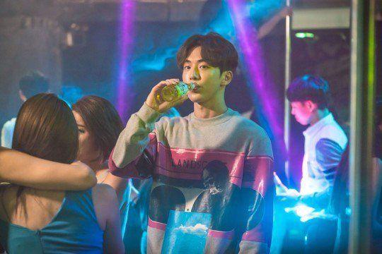 Check Out Nam Joo Hyuk at the Club in 'Weightlifting Fairy Kim Bok Joo' Stills | Koogle TV