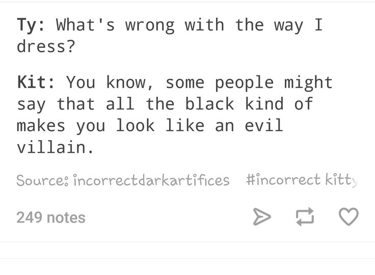 All black reminds .e of Nico de Angelo
