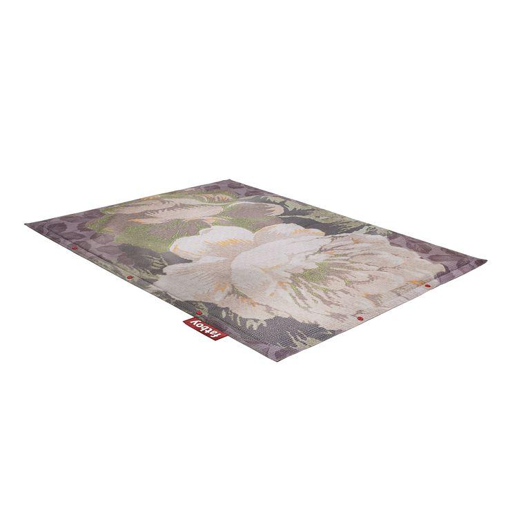 Carpet made of synthetic fabric mod. Non-Flying Carpet Big Floral, Fatboy. // Alfombra de tela sintética mod. Non-Flying Carpet Big Floral, Fatboy. // Tappeto in tessuto sintetico mod. Non-Flying Carpet Big Floral, Fatboy. #carpet #alfombra #tappeto #syntheticfabric #telasintetica #tessutosintetico #fatboy