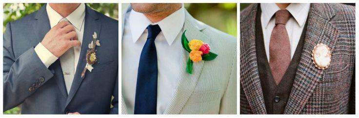 Idei deosebite de cocarde handmade pentru nuntași