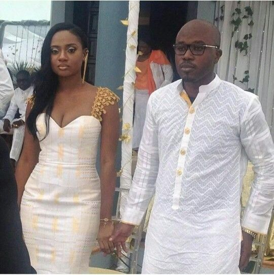 White and gold latest african fashion african prints african fashion styles african Fashion and style school in nigeria
