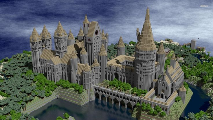 19583-hogwarts-castle-minecraft-1920x1080-game-wallpaper ...