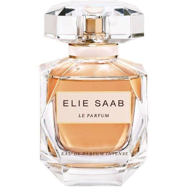 Elie Saab Le Parfum Eau de Parfum Intense 3 oz. (3 410 UAH) ❤ liked on Polyvore featuring beauty products, fragrance, beauty, perfume, no color, eau de perfume, eau de parfum perfume, blossom perfume, flower perfume and flower fragrance