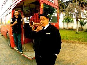Karoo Tour | Train to Matjiesfontein
