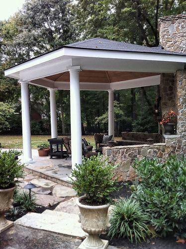 Best 20+ Small backyard decks ideas on Pinterest   Back patio ...