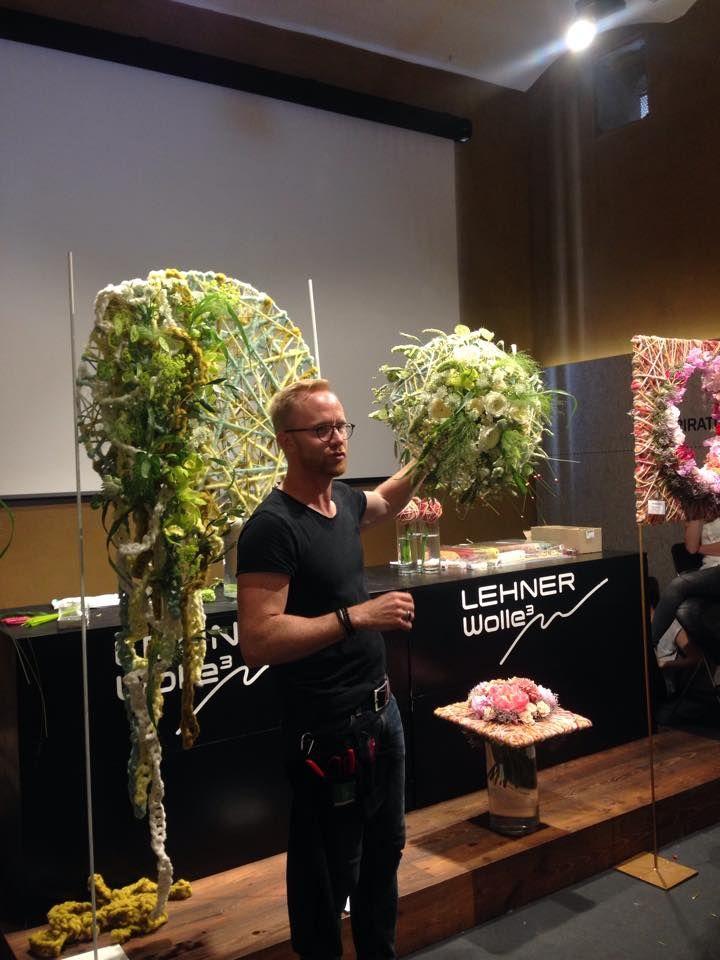 Per Benjamin :: Demo at LehnerWolle in Austria