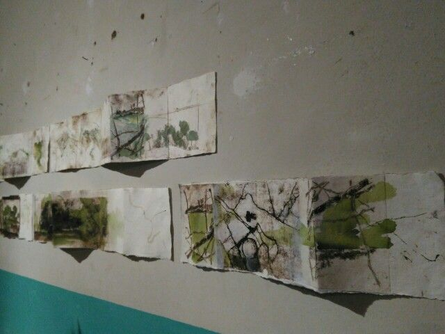 """Still"" exhibition in Florence  Jackie Carter Textile Artist"