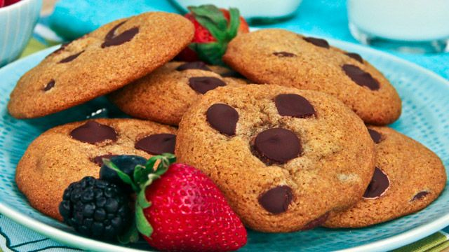 Dish Do-Over Chocolate Chip Cookies by Chef Jo Lusted