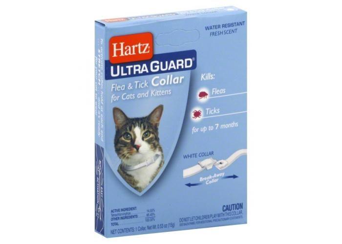 La Tienda de los Gatos: Collar antipulgas Precio: $67.00  Collar Anti-pulgas y garrapatas con duración de 7 meses
