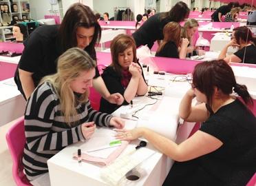 Nail Courses Training
